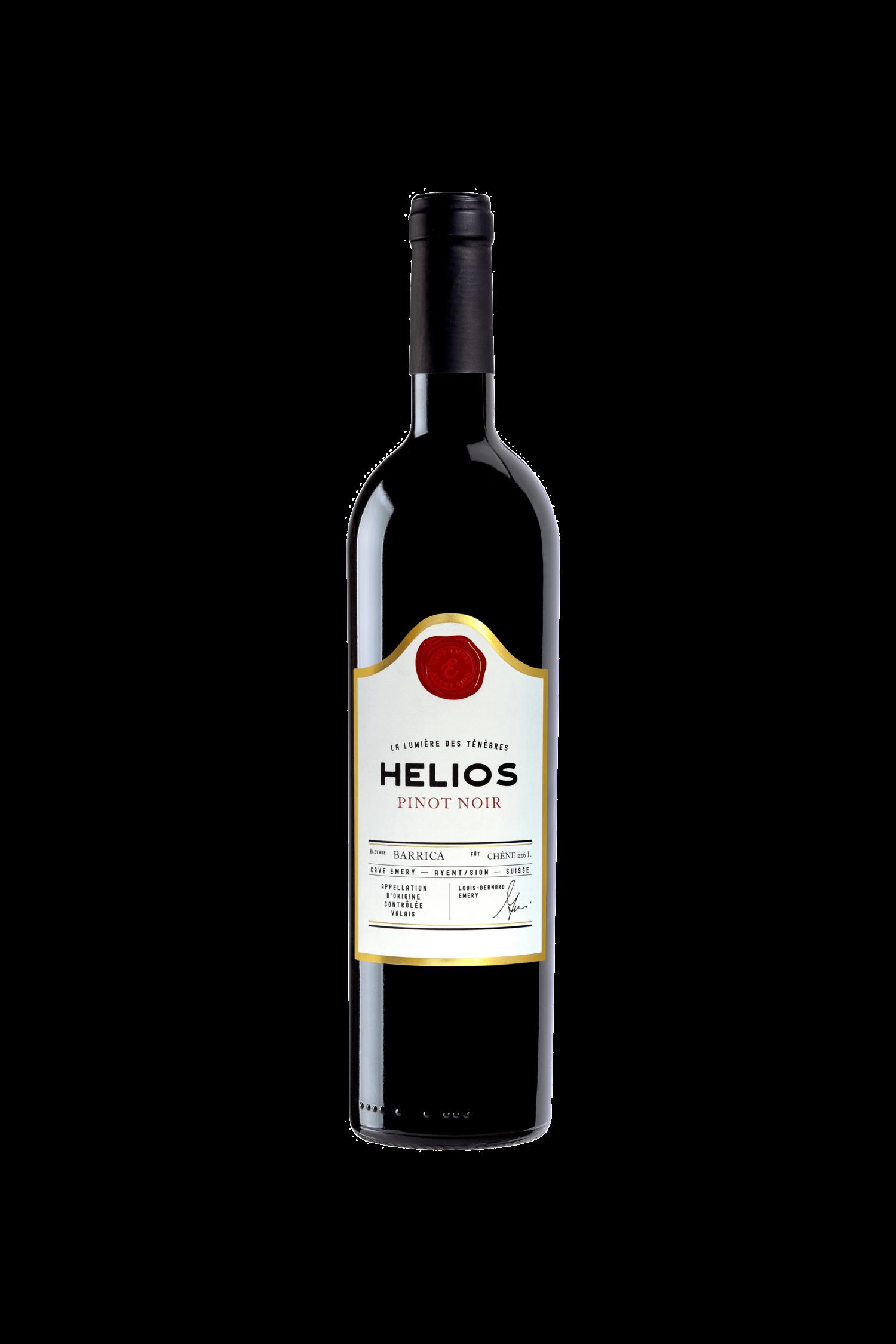 """Pinot Noir """"Hélios"""" barrique"""