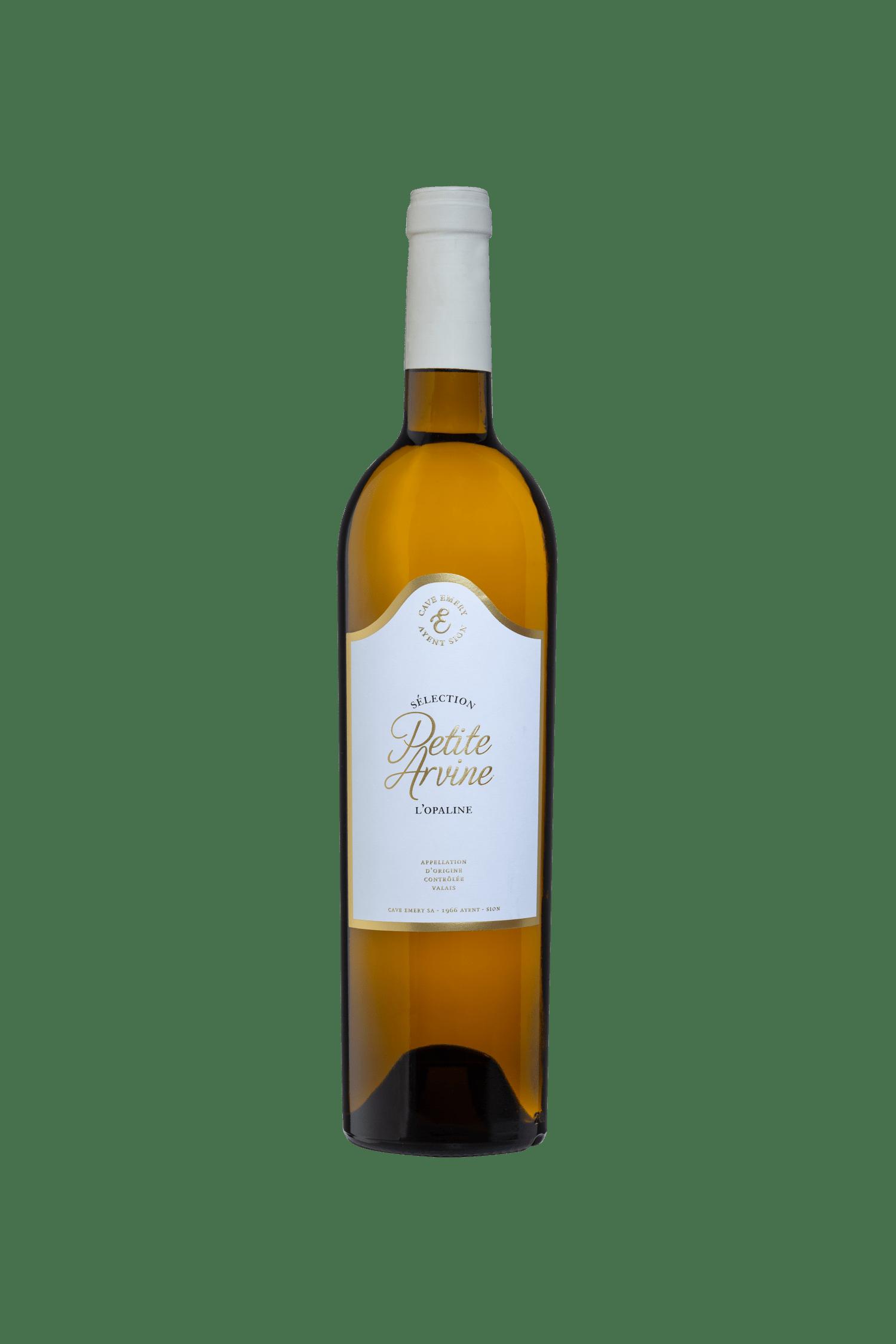Petite Arvine «L'Opaline» L'idylle du caveau
